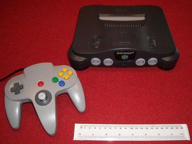 Mi Nintendo 64