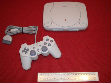 Mi Sony PlayStation (PSone)
