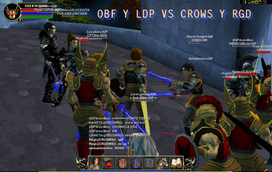 OBF Y LDP VS CROWS Y RGD