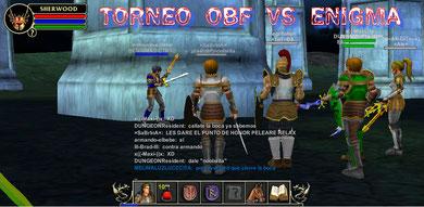 torneo enigma vs obf 5