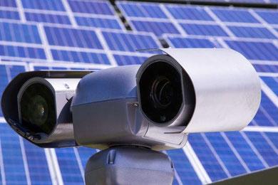 CCTV für Solarpark
