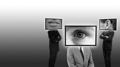 Laser- und Spionageschutzfolie