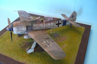 Fw.190 A8 - 1/32 Hasegawa