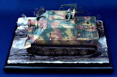 Sturmtiger 1/48 AFV