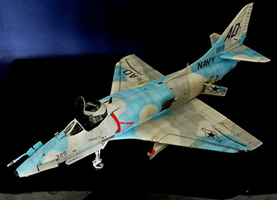 A-4E Sky Hawk 1/32 Trumpeter