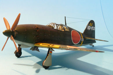 J2M Raiden - 1/48 Tamiya