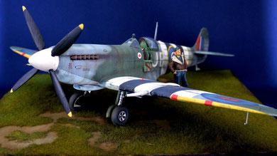 Sptfire MK IX 1/32 Pacific coast