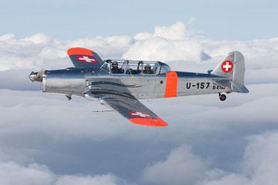 Pilatus P-2 - D-ETAB
