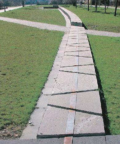 Salzstraßenband Länge 50 Meter