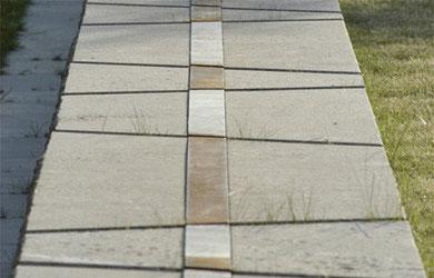 Salzstraßenband Detail