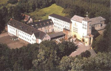 Kloster Heiligenborn in Bous