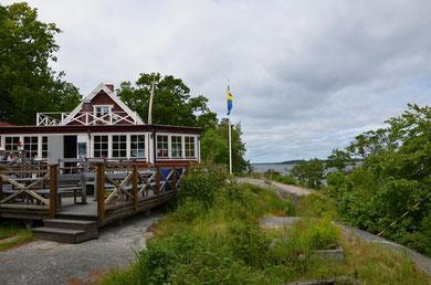 Restaurant in Finnhamn