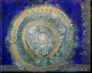Kreise, Bilder, Christel Thoenes