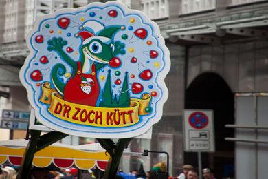 der Kölner Karneval 2012