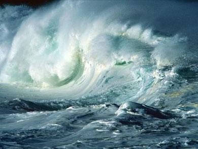 Oceano Enfurecido