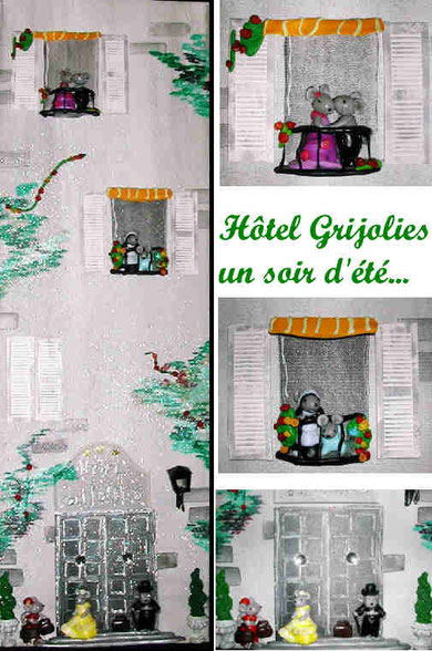 Hôtel Grijolies...