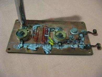 Монтаж детекторного приемника  FM