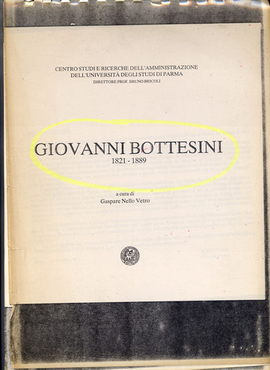 All about Bottesini - I think it is written only in Italian but it's the most complete resource in the world.