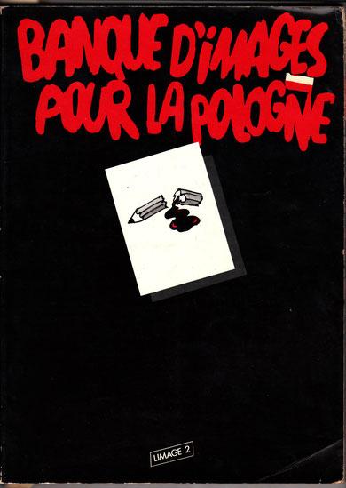 """Couverture du livre """"Banque d'Image pour la Pologne"""""""
