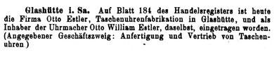 UK Nr.16 v. 15. Aug. 1919 S. 207