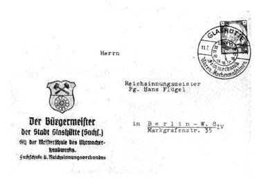 Briefwerbung