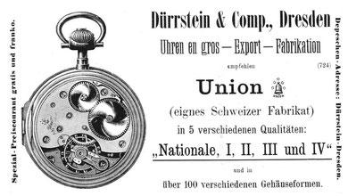 1892 Allgemeines Journal der Uhrmacherkunst  Nr. 22 v.15. Nov. 3. Beilage S.436