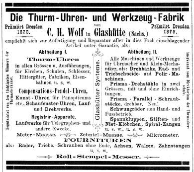 Deutsche Uhrmacher-Zeitung 1883