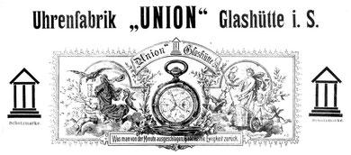 DUZ Werbung 1901