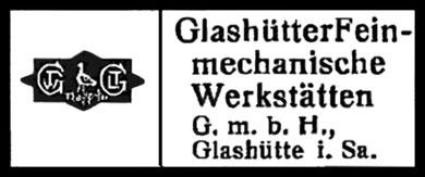 Die Bildmarke der G.m.b.H.