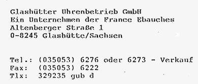 Kopfbogen 1.1.1993