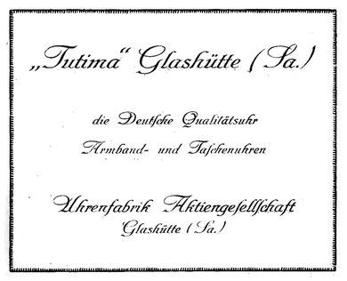 """Quelle: """"Saxonia"""" Nr. 37 1929"""