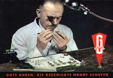 Titelbild UFAG-Modellkatalog 1937