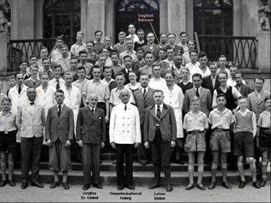 Meisterschuljahrgang 1942