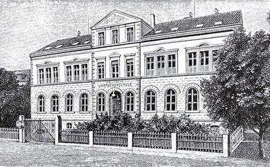 Die Deutsche UhrmacherschuleGlashütte 1881