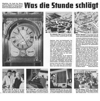 Funk und Fernsehen der DDR Nr. 15 2. Aprilheft 1962
