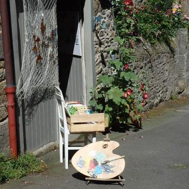 Photo d'illustration prise à Saint-Suliac (Bretagne, France)