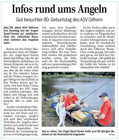 (Quelle: Aller-Zeitung vom 12.08.2013)