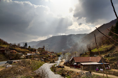 Karpaten (Rumänien)
