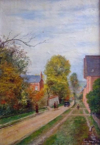 Chez Valèrie Sinet-Friscourt