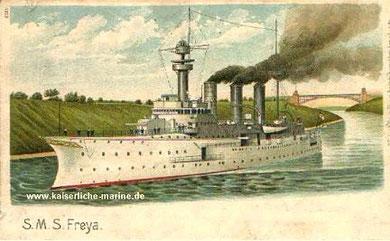 SMS Freya