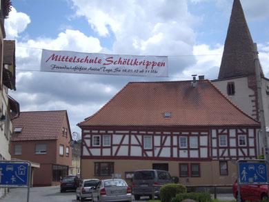 Freundschaftsfest Schöllkrippen-Avéta am 14.7.2012