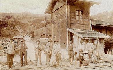 Photograph unbekannt, gestempelt 01. September 1913