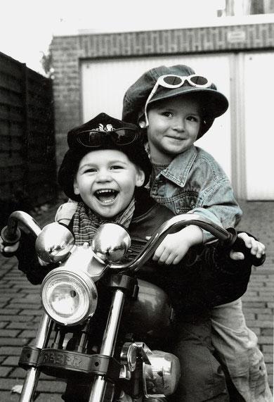 Motorradfans