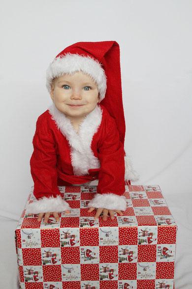 Weihnachtsfrau Jona Lisa