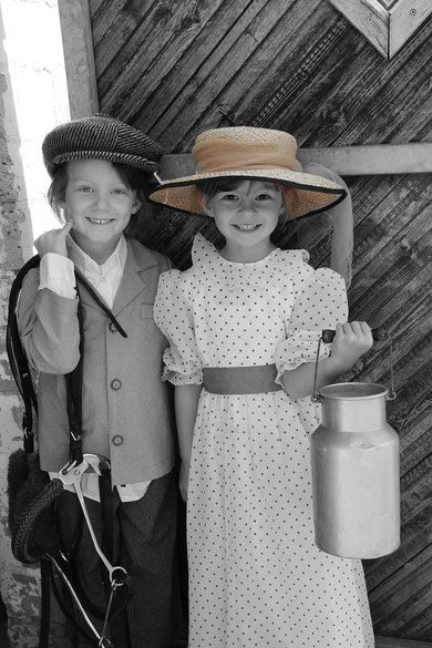 Justus und seine Freundin