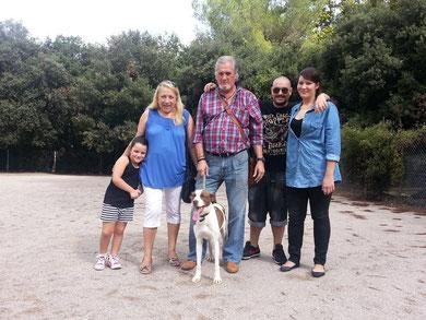 Nemo fand eine tolle Familie in Spanien.