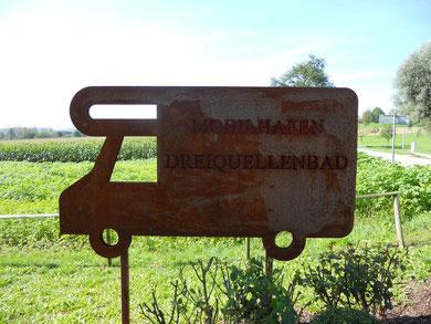 Dreiquellenbad Hartl´s Kur-& Feriencamping in Bad Griesbach.