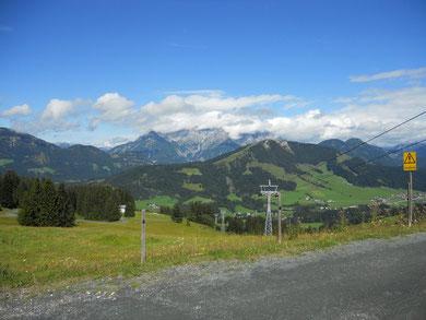 Fieberbrunn Tirol Österreich