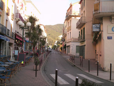 L'avenue du vallespir