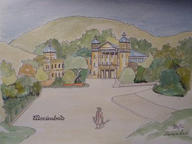 Nostalgisches Marienbad